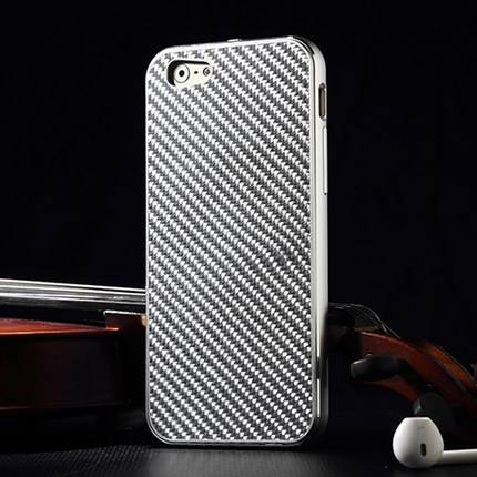 Thin Aluminum Metal Bumper+ Back Cover Case For Apple Iphone 6/Iphone 6 Plus