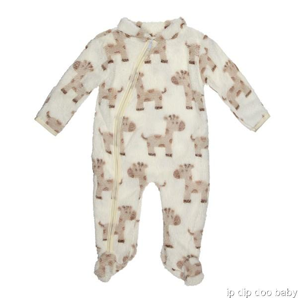 NEW-Baby-fleece-all-in-one-soft-fluffy-unisex-NB-0-3-3-6-months