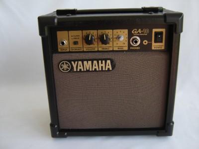 yamaha ga10 ga 10 guitar keyboard amp portable ebay