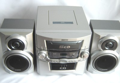 Audiovox  Cd Changer Home Stereo System