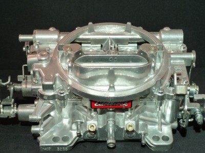 Edelbrock Carburetor 1407 http://www.ebay.com/itm/EDELBROCK-1407-CARBURETOR-750-C-F-M-w-Manual-Choke-REMAN-to-new-by-VAPEX-/320848559386