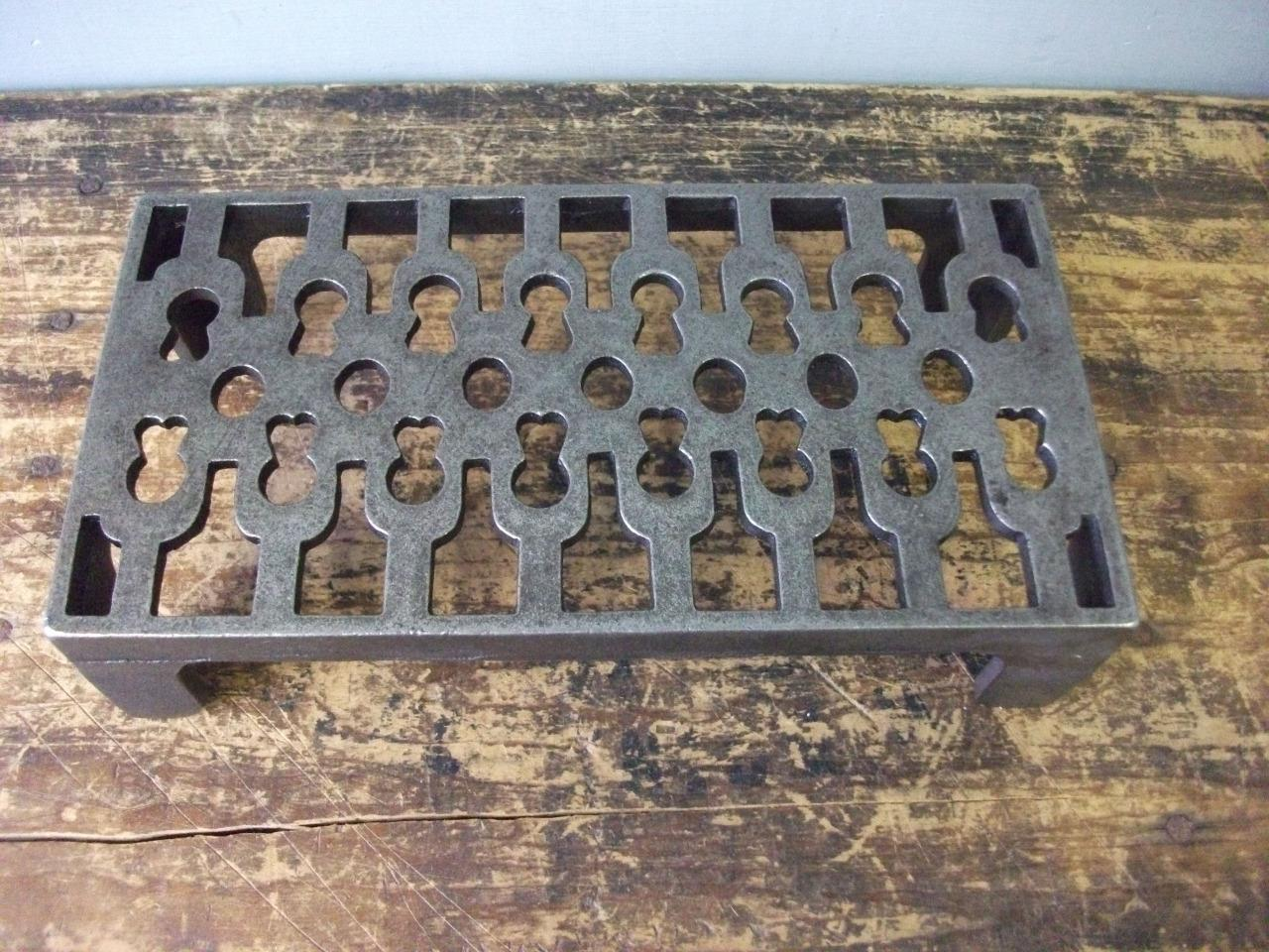 Honeycomb Brick Work : Quality cast iron air brick vent victorian ornate