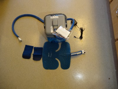 kodiak polar care machine
