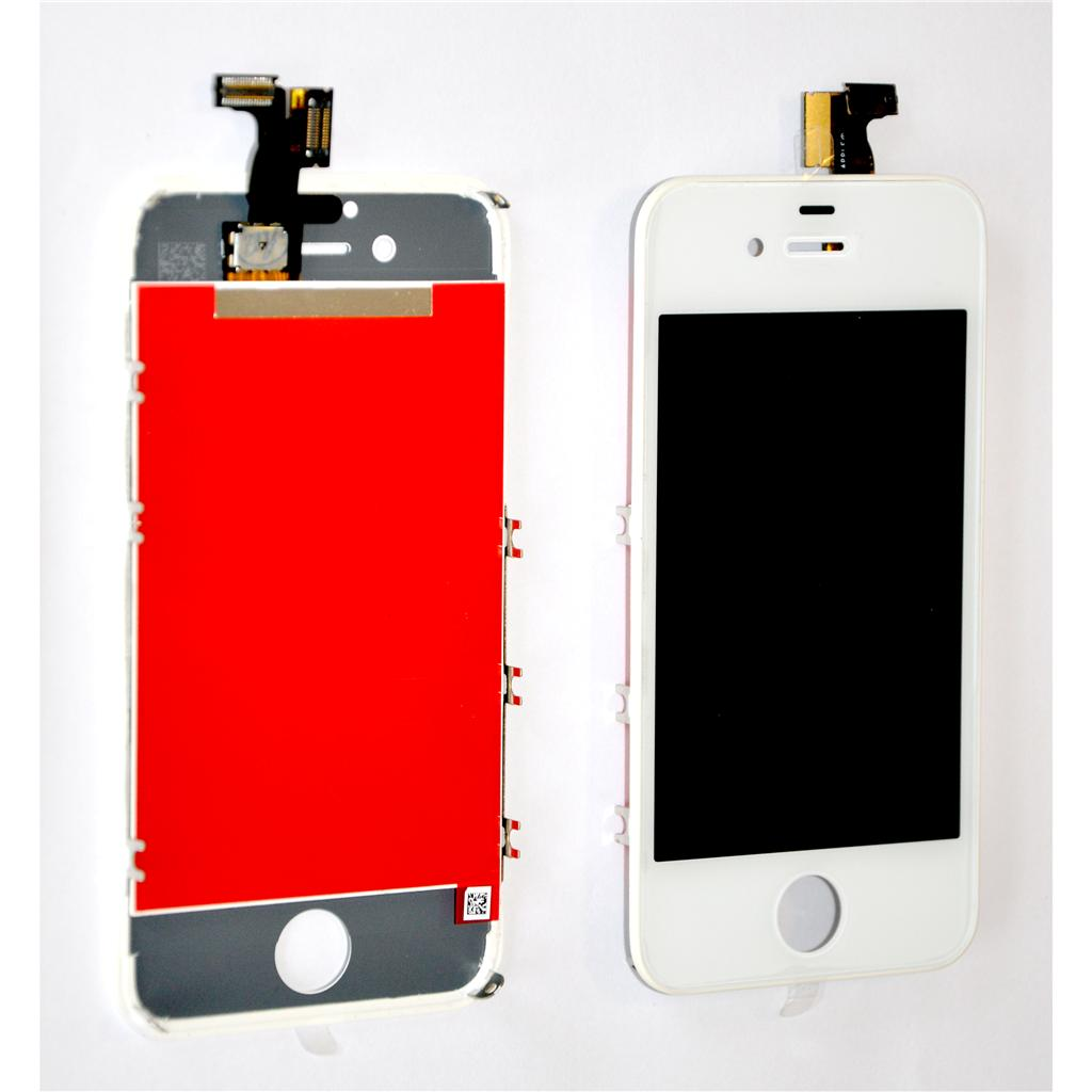 Iphone 4s replacement complete touch screen digitizer black iphone