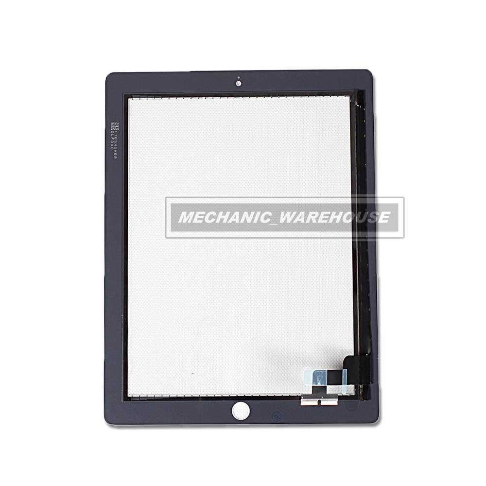 how to fix ipad screen black and white
