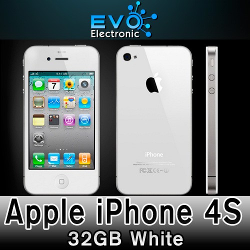 Unlocked-Apple-iPhone-4S-Smartphone-Mobile-Phone-32GB-WHITE
