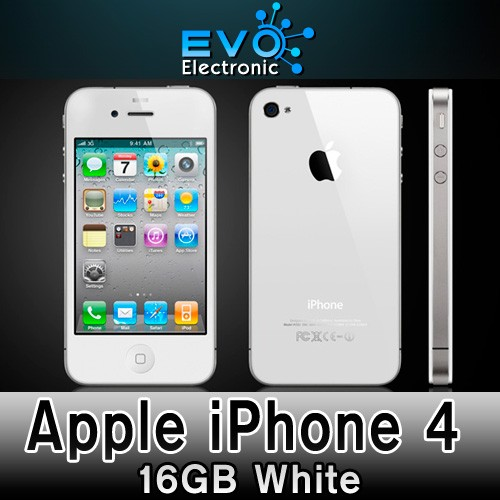 Unlocked-Apple-iPhone-4-16GB-Smartphone-Mobile-Phone-White