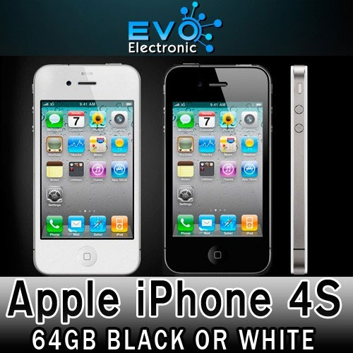 Unlocked-Apple-iPhone-4S-64GB-BLACK-or-WHITE-Available