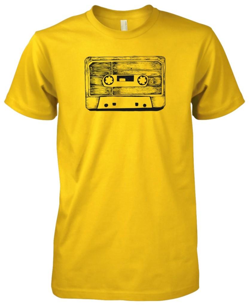 music shirt vintage