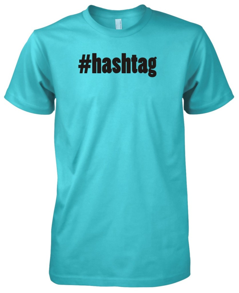 Design your own t shirt american apparel - Mens American Apparel Custom Personalized Twitter Hashtag Trending