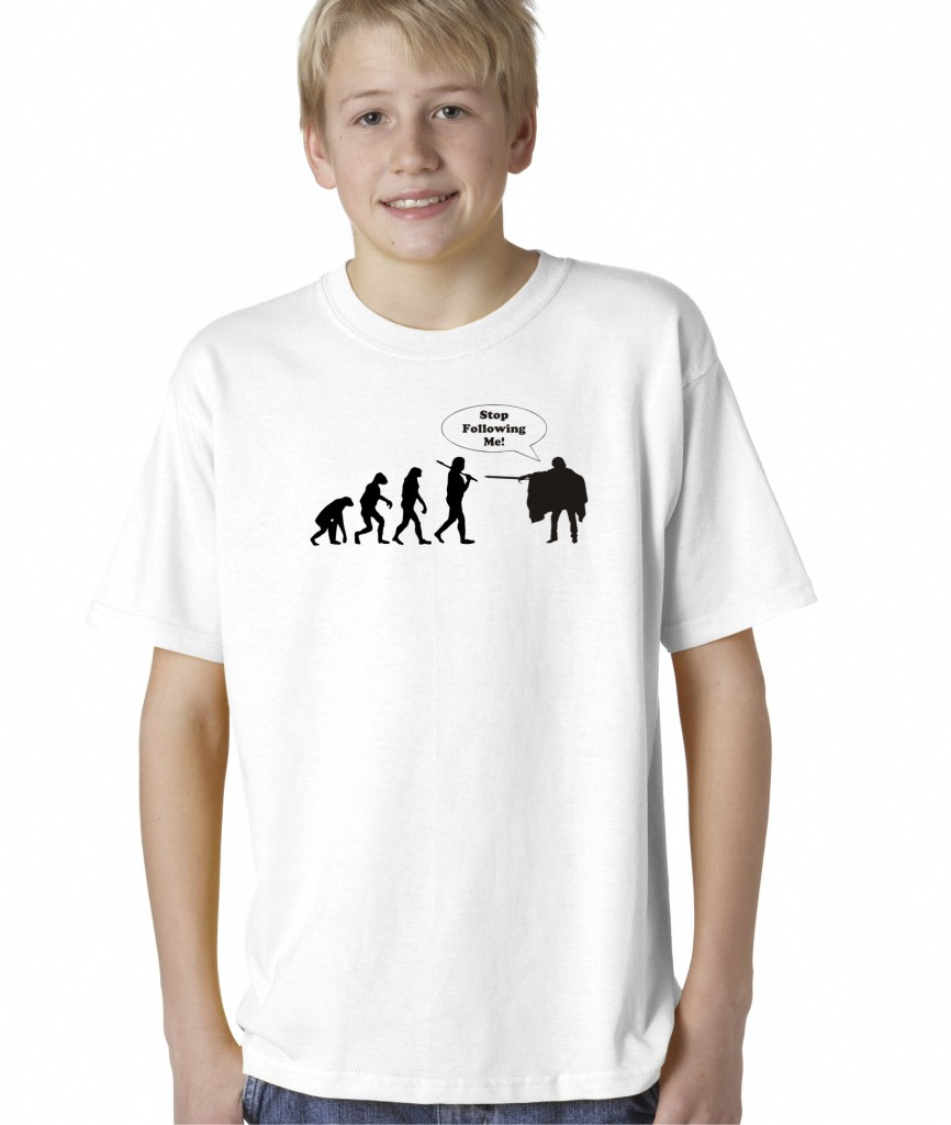 Boys Funny T Shirts Is Shirt