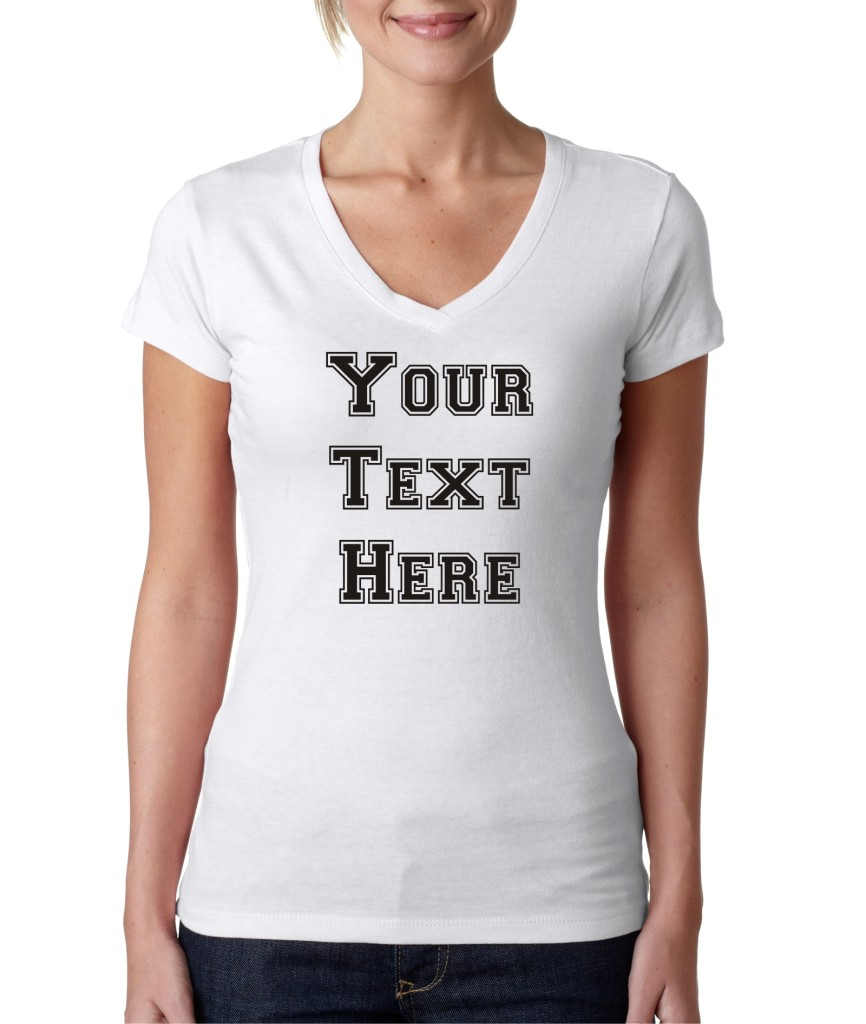 Shop Personalized Women's V-neck T-Shirts from CafePress. Find great designs on high quality soft V-Neck T-Shirts for Women! Free Returns % Satisfaction Guarantee Fast Shipping. Shop Personalized Women's V-neck T-Shirts from CafePress. Find great designs on high quality soft V-Neck .