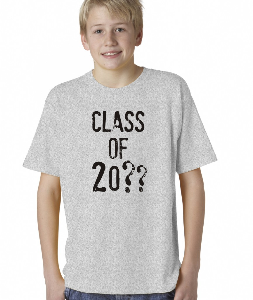 kids boys childrens custom personalized class of high