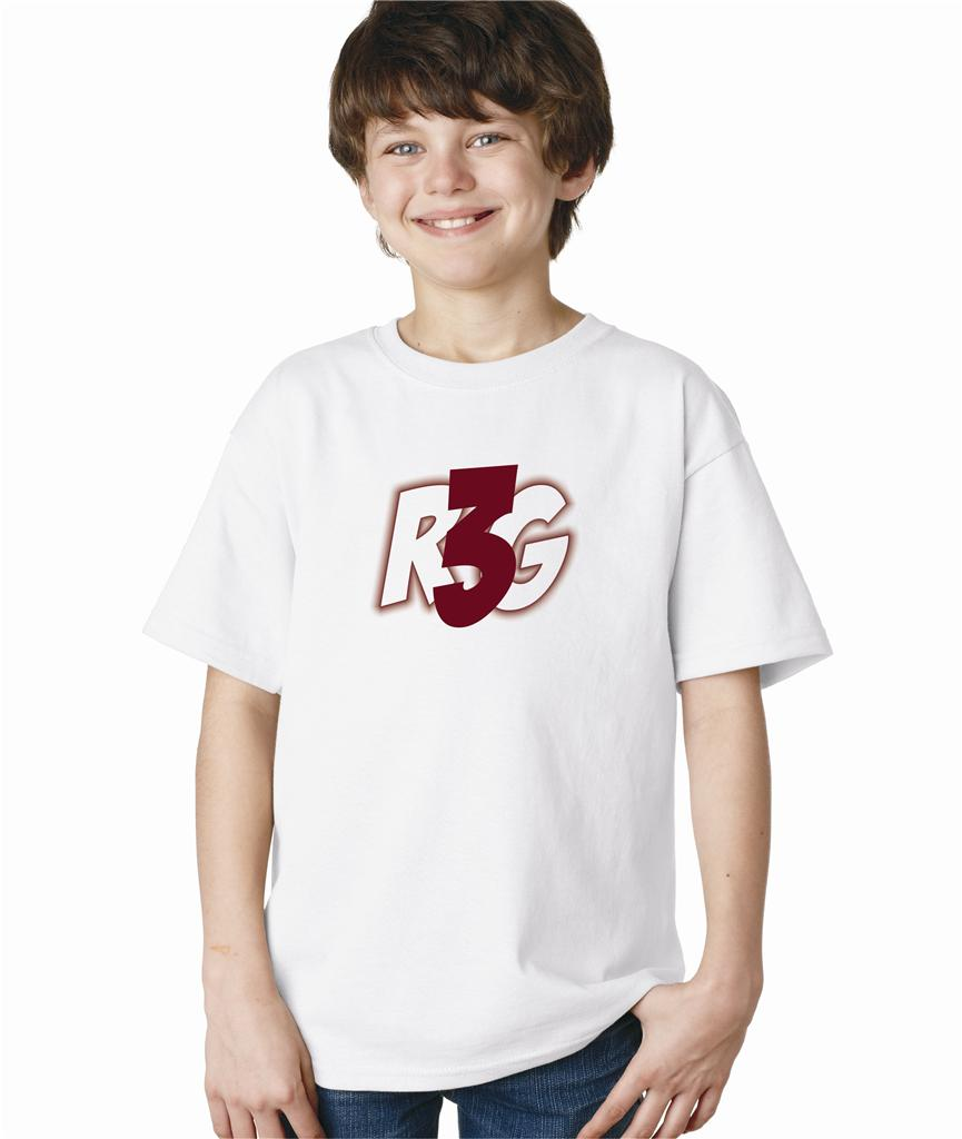 Kids boys childrens rg3 robert griffin football sports for Boys soccer t shirts
