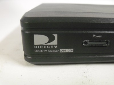 Details about Direct TV receiver model# D10-300