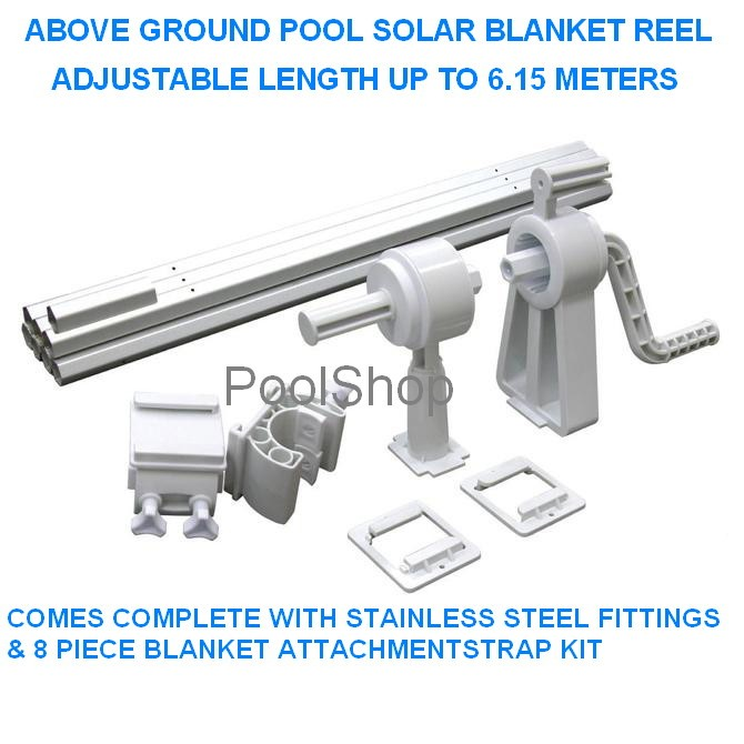 Above Ground Swimming Pool Pools Solar Blanket Cover