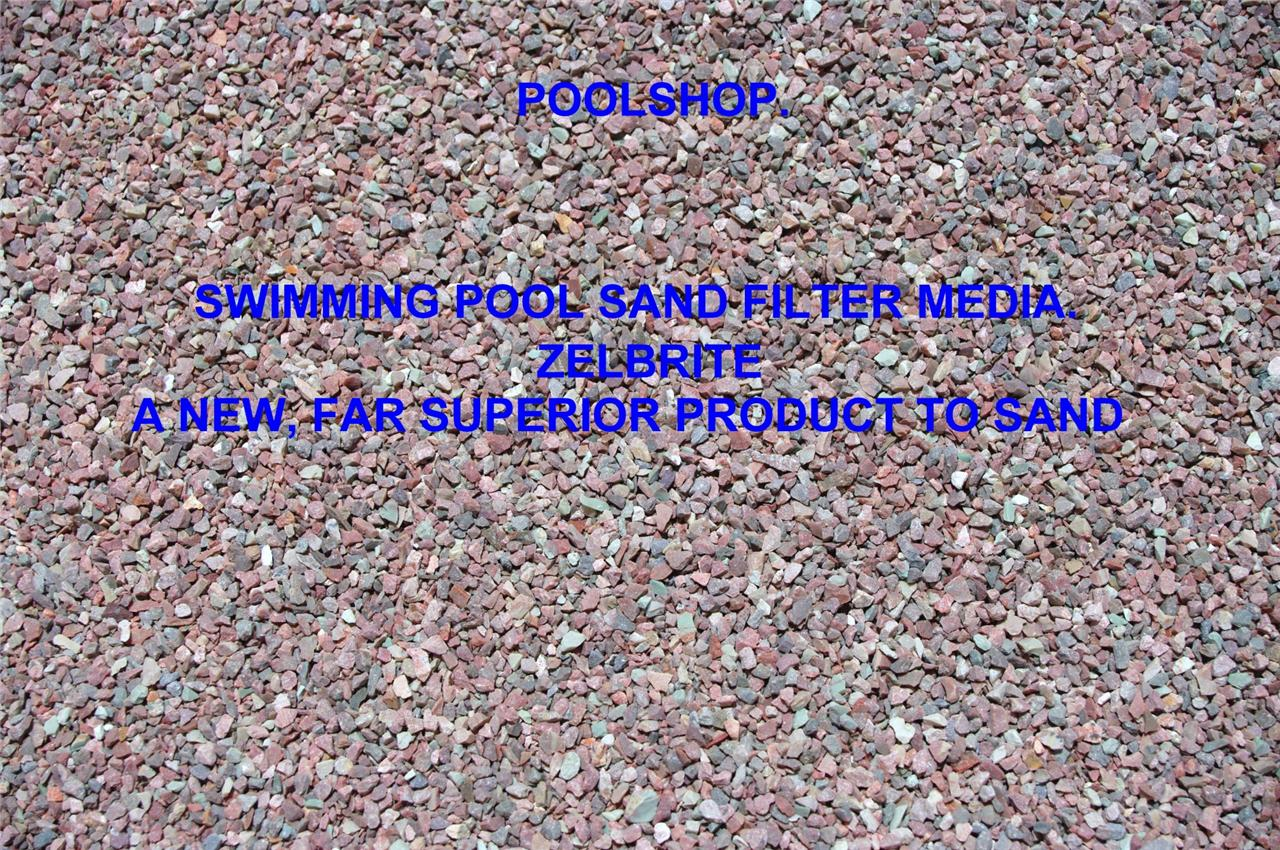 how to change swimming pool filter sand