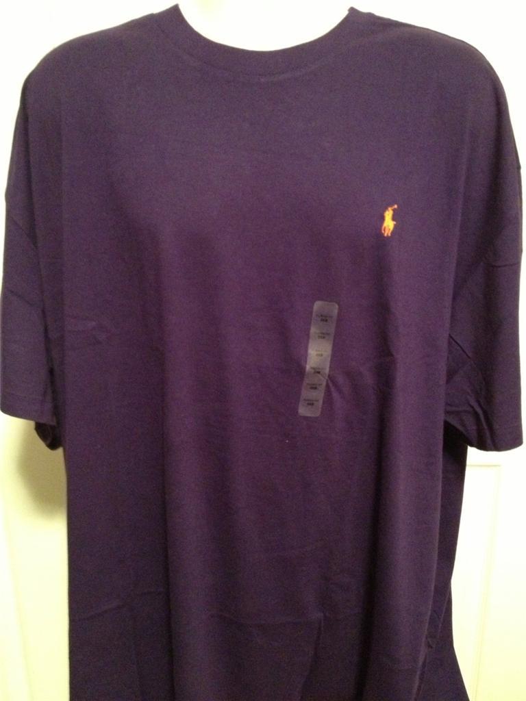 New polo ralph lauren big and tall classic t shirt 3xl 4xl for Mens xlt t shirts