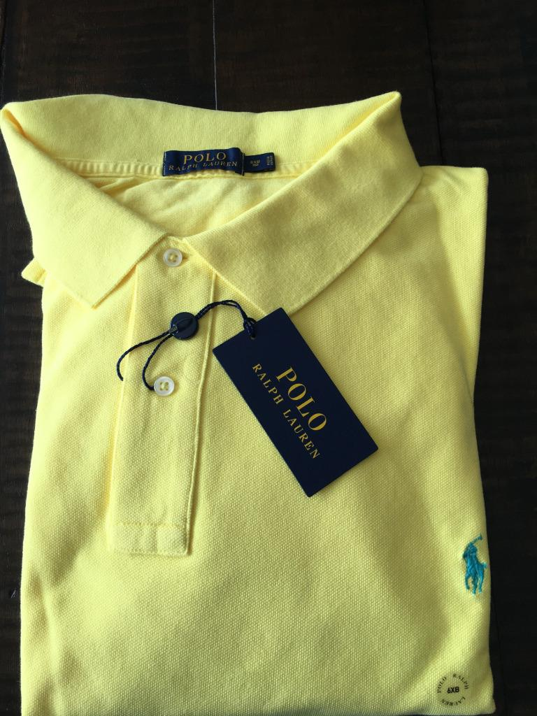 new polo ralph lauren big and tall mesh polo shirt 3x 4x