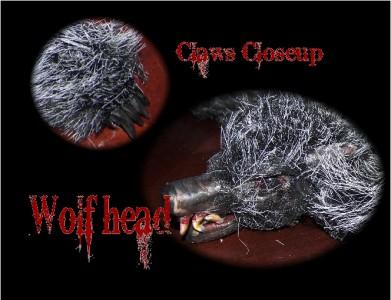 Glacier Wear - Glacier Wear - bear skin rugs, wolf skin rugs