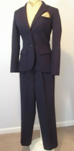 Beautiful Popular Navy Blue Pants SuitBuy Cheap Navy Blue Pants Suit Lots From