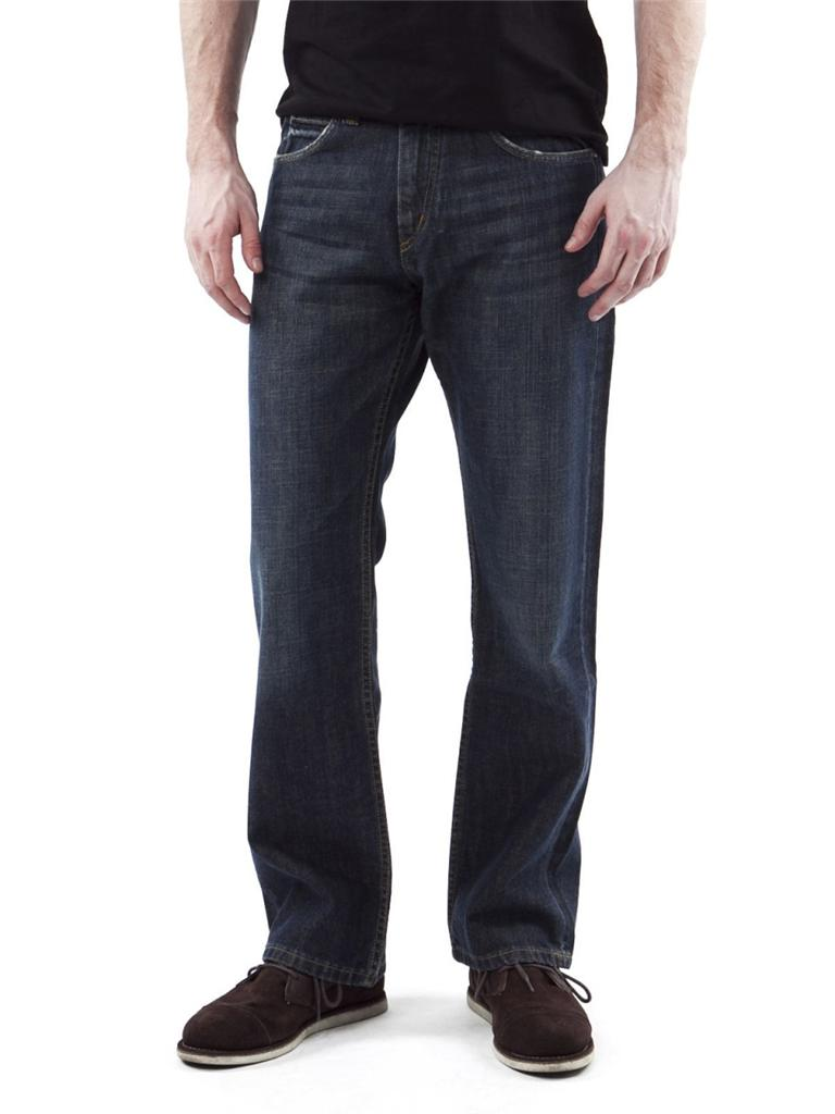 High Rise Jeans Mens
