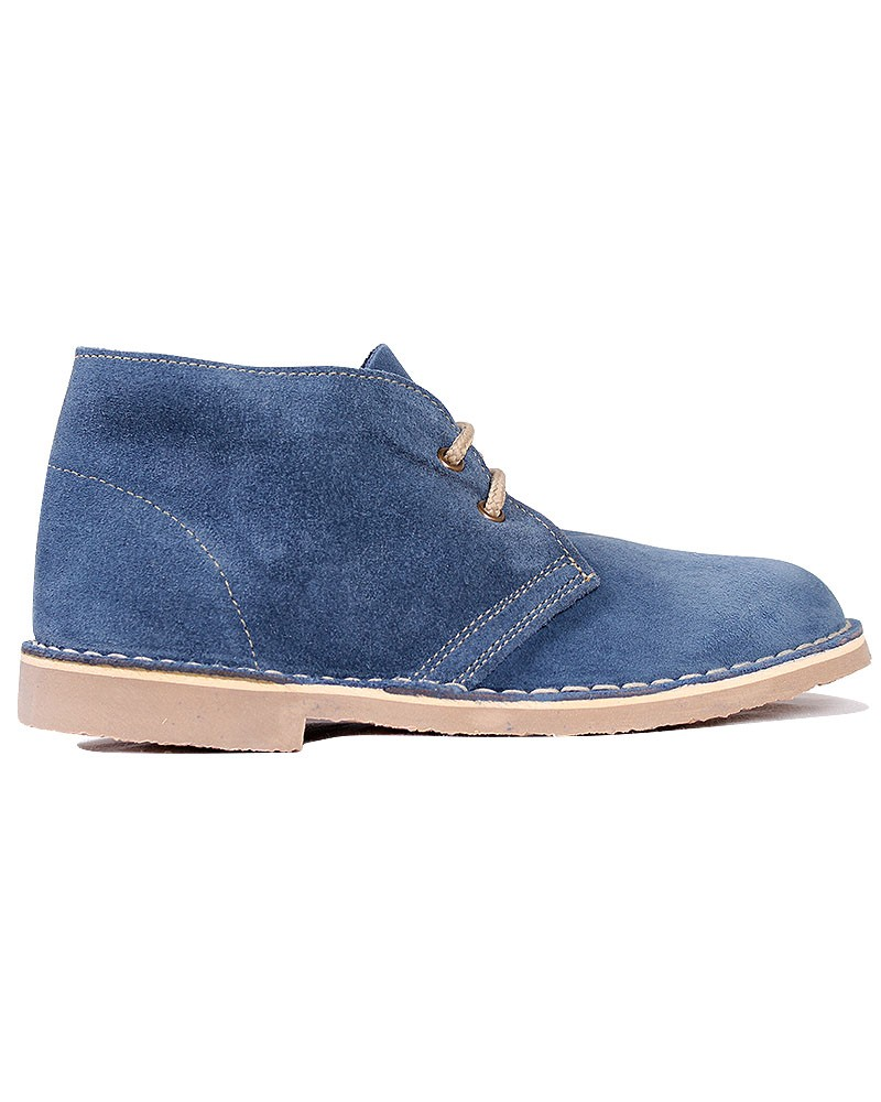 Womens-New-Suede-Desert-Boots-Ladies-Roamers-Suede-Leather-Ankle