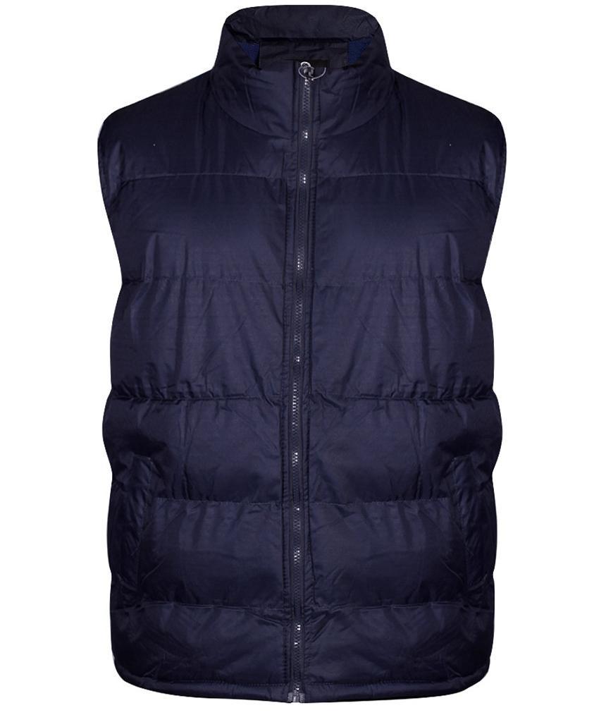 mens bodywarmer gilet body warmer sleeveless jacket padded. Black Bedroom Furniture Sets. Home Design Ideas