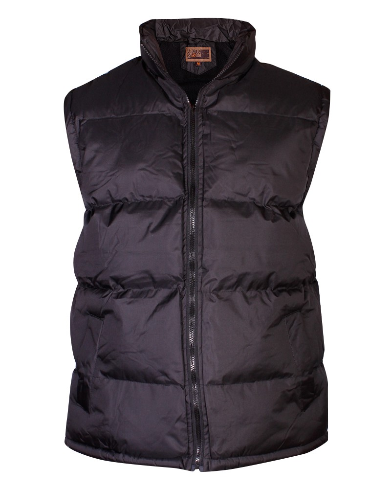 mens bodywarmer sleeveless jacket padded gilet body warmer. Black Bedroom Furniture Sets. Home Design Ideas