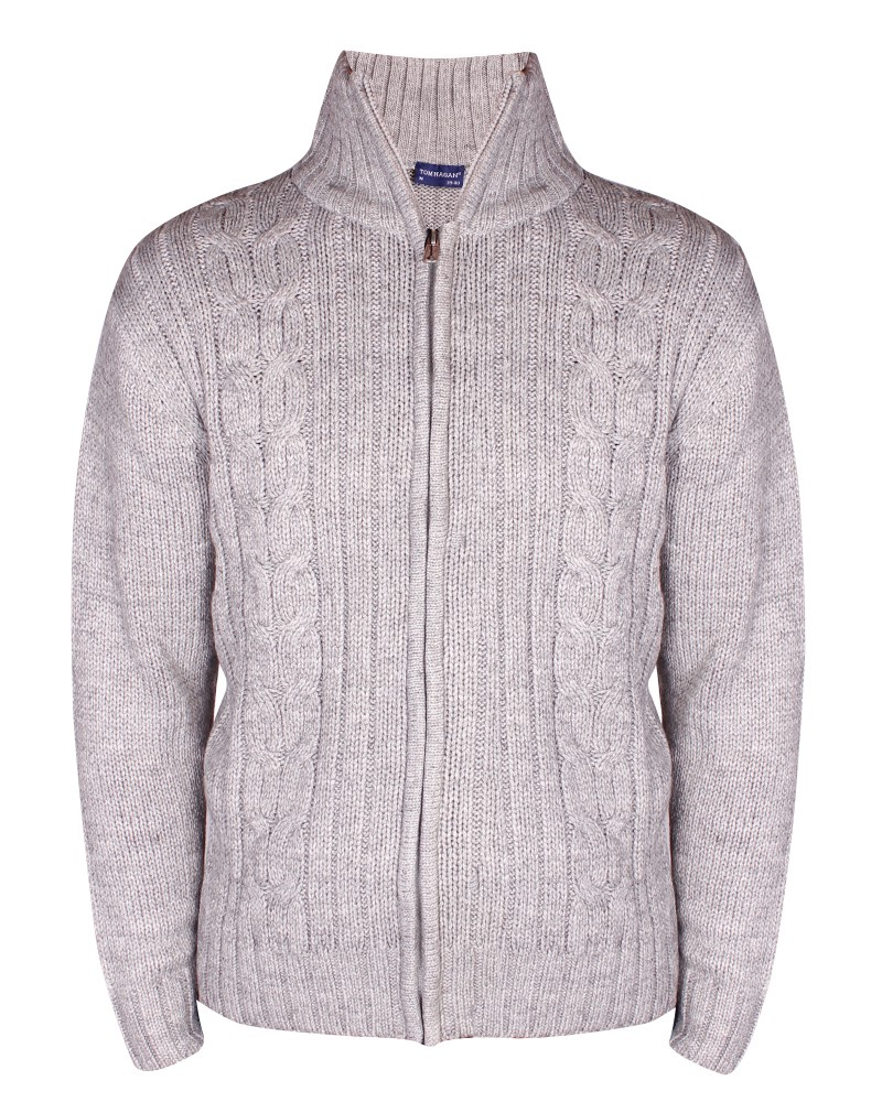 Zip Up Jumper Mens 90
