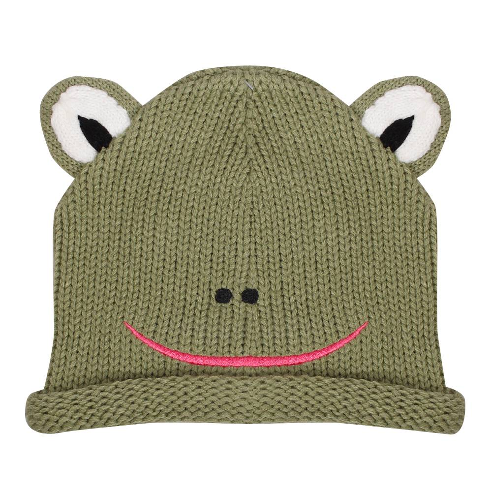 Kids Animal Beanie Childrens Soft Knitted Beanies Winter ...