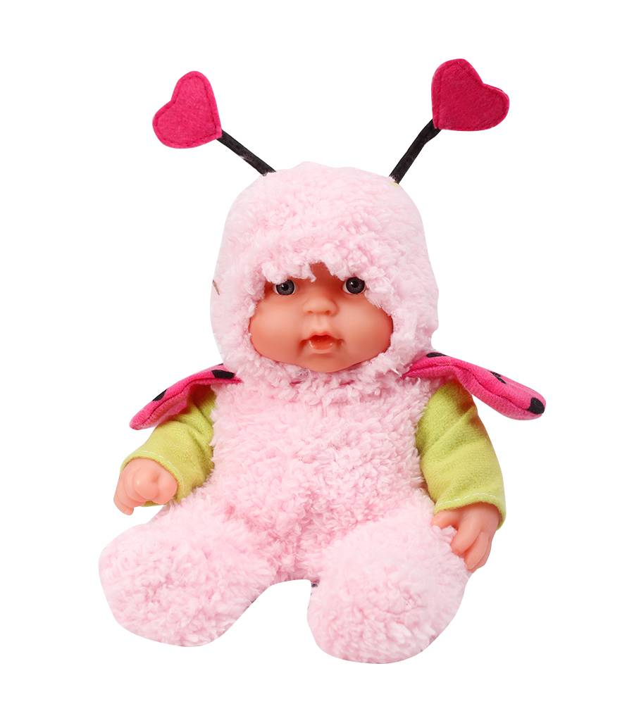 Super-Cute-Doll-Childrens-Girls-Fluffy-Bunny-Fairy-Bear-Toy-Dolls-New-In-Box