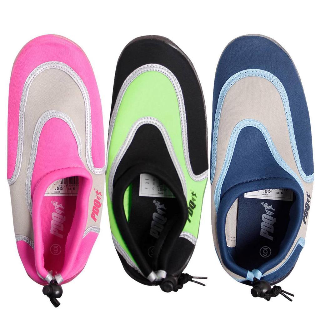 Ladies-Aqua-Socks-Swimming-Shoes-Womens-Beach-Sea-Swim-Water-Surfing