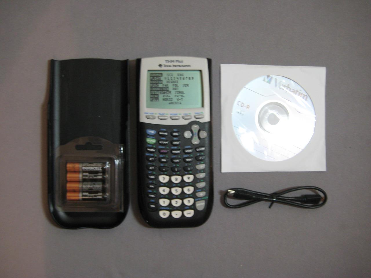 texas instruments ti 84 plus manual