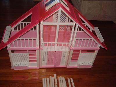 Vintage Barbie Dream House Instructions Heritage Malta