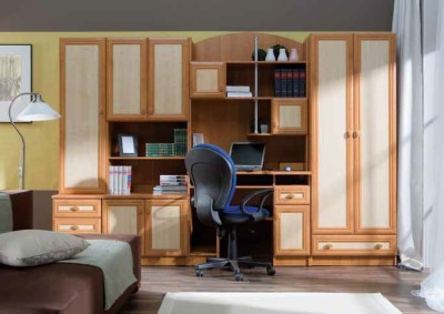 comfortable and spacious teenager 39 s bedroom furniture set wall unit