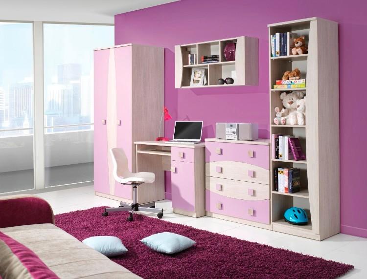 Children-Kids-Bedroom-Furniture-set-desk-wall-unit-wardrobe-Tenus-9