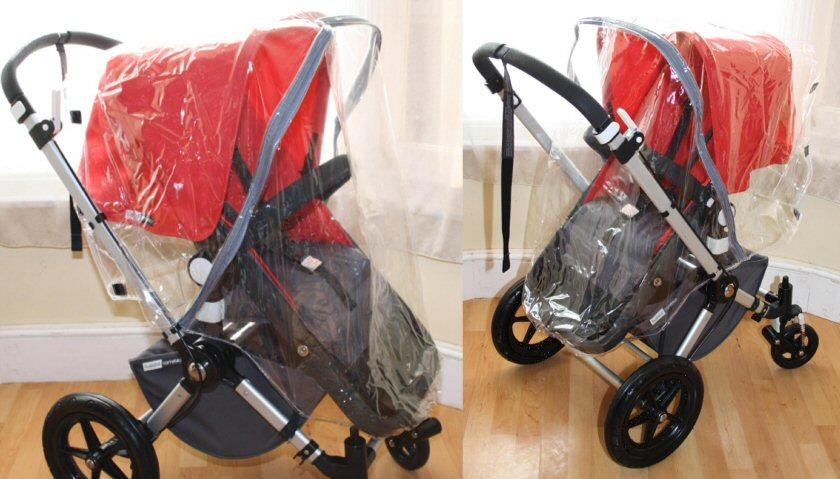 bugaboo cameleon rain cover instructions