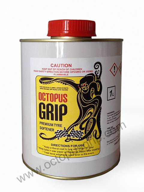 Octopus-Grip-Race-Tyre-Softener-treatment-semi-slick-drag-drift-race-bite-trac