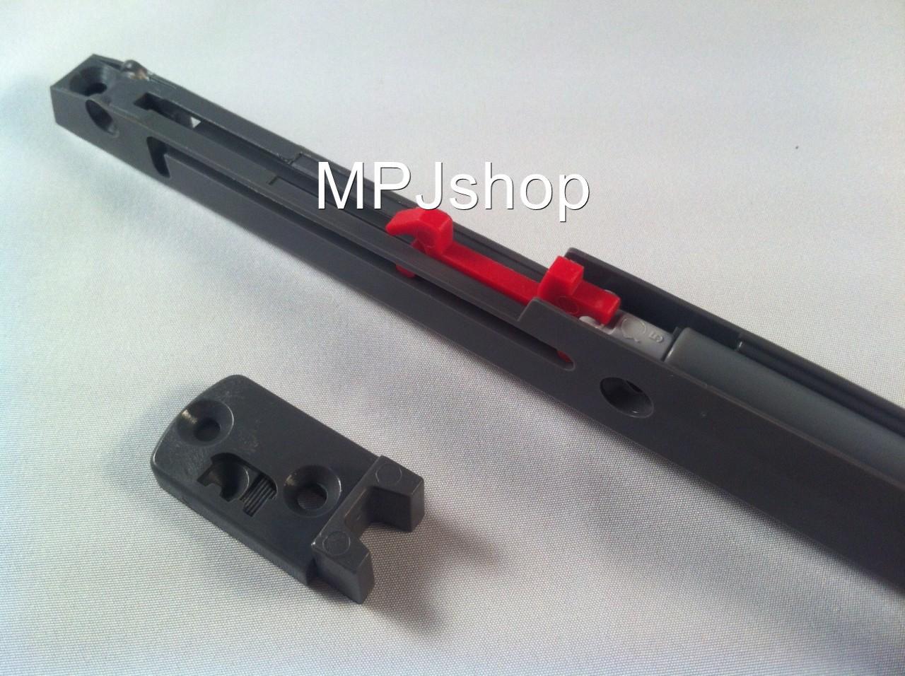 indamatic adapter soft close for any side mount drawer slide ebay. Black Bedroom Furniture Sets. Home Design Ideas