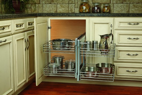 Rev A Shelf Pullout Wire Pull Slide Pull Blind Corner