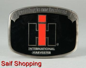 Fringe jacket in addition Pg 3 3D together with Case2a additionally Case Ih as well 380430381793. on international harvester belt buckles