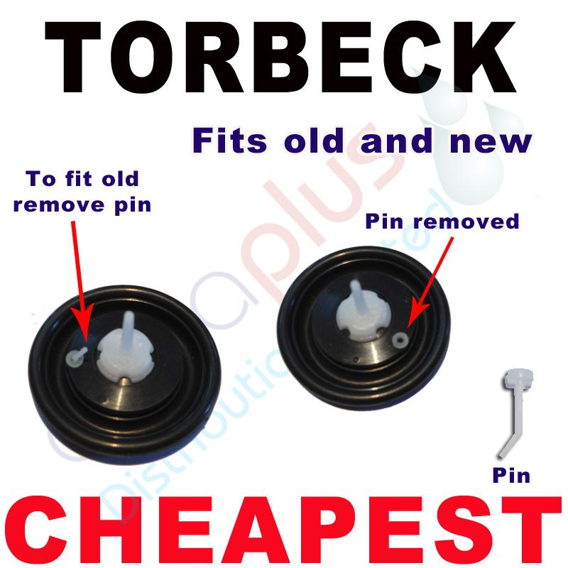 Torbeck-Armitage-Hushflow-Siamp-Part-1-2-Tank-Diaphragm-WC-Toilet-Cistern-Washer