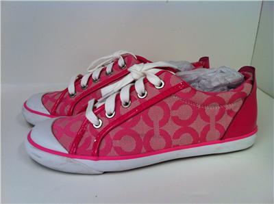 Fashion Sneakers  Girls on Women S Coach Barrett Fashion Sneakers