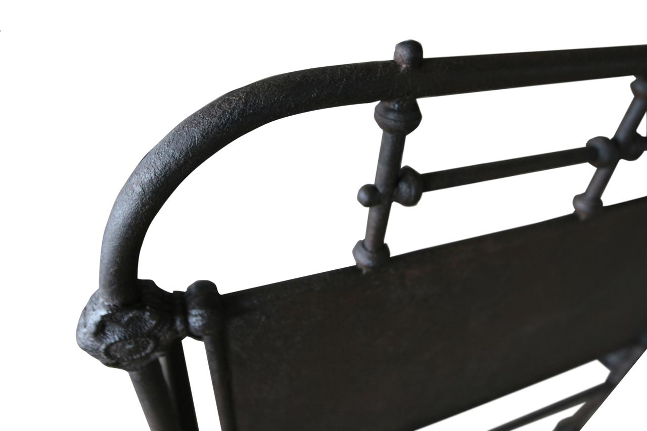 cast iron single bed frame single bed frame made of solid he