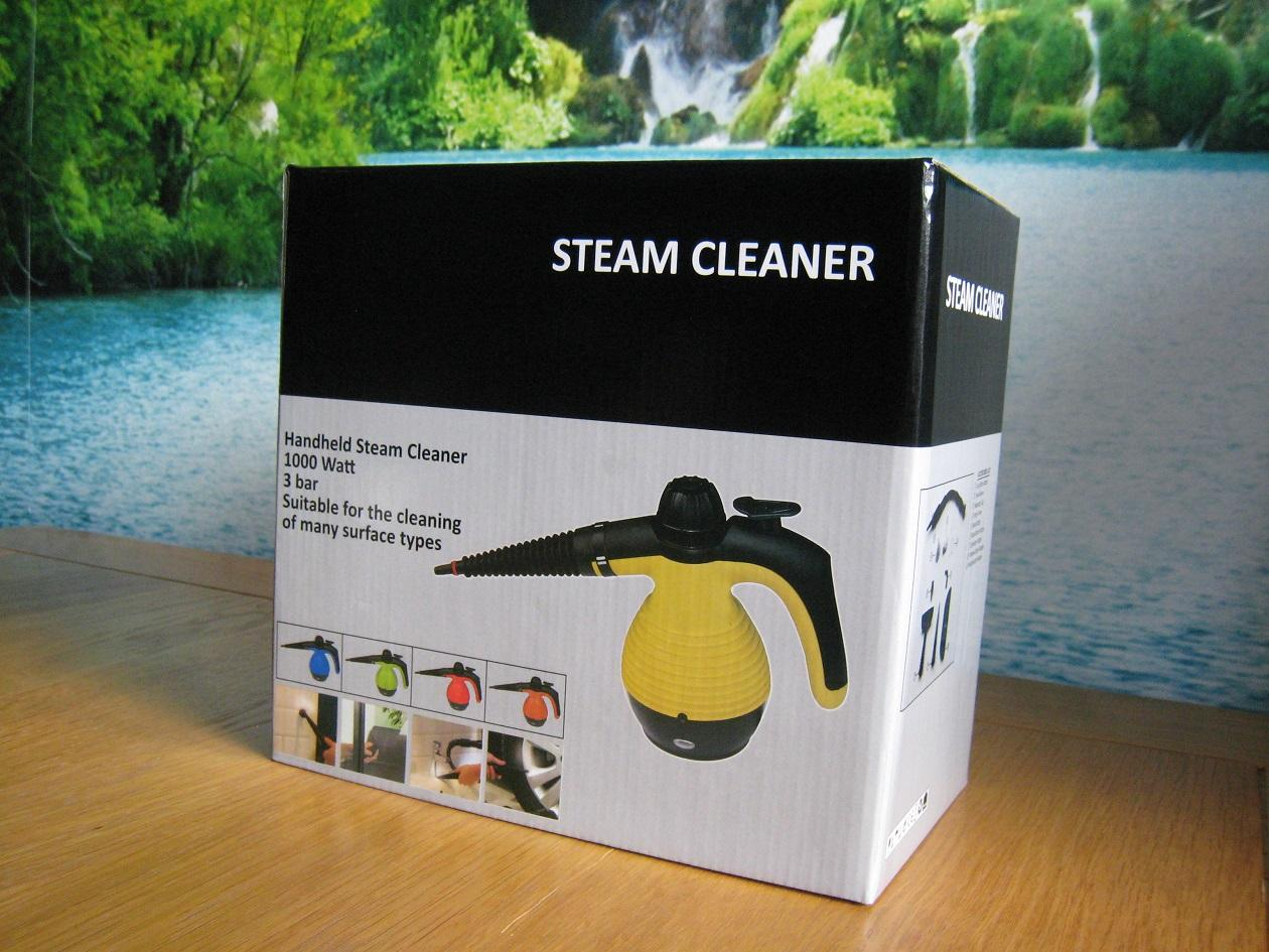 steam cleaner portable hand held steamer for cooker bathroom window