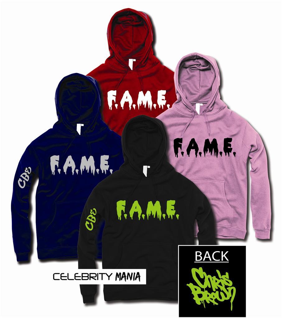 Chris brown hoodies for sale