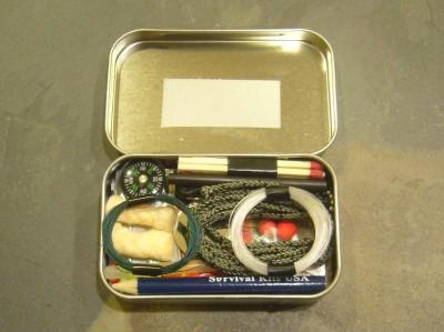Camping survival fishing pocket kit ebay for Pocket fishing kit