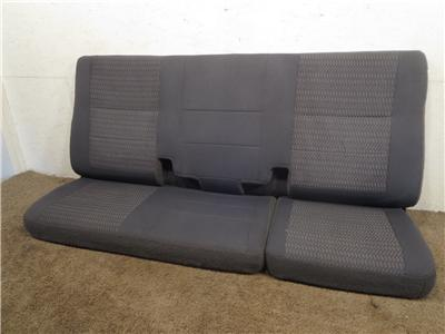 replacement ford f150 f 150 cloth rear back seat grey 1997. Black Bedroom Furniture Sets. Home Design Ideas