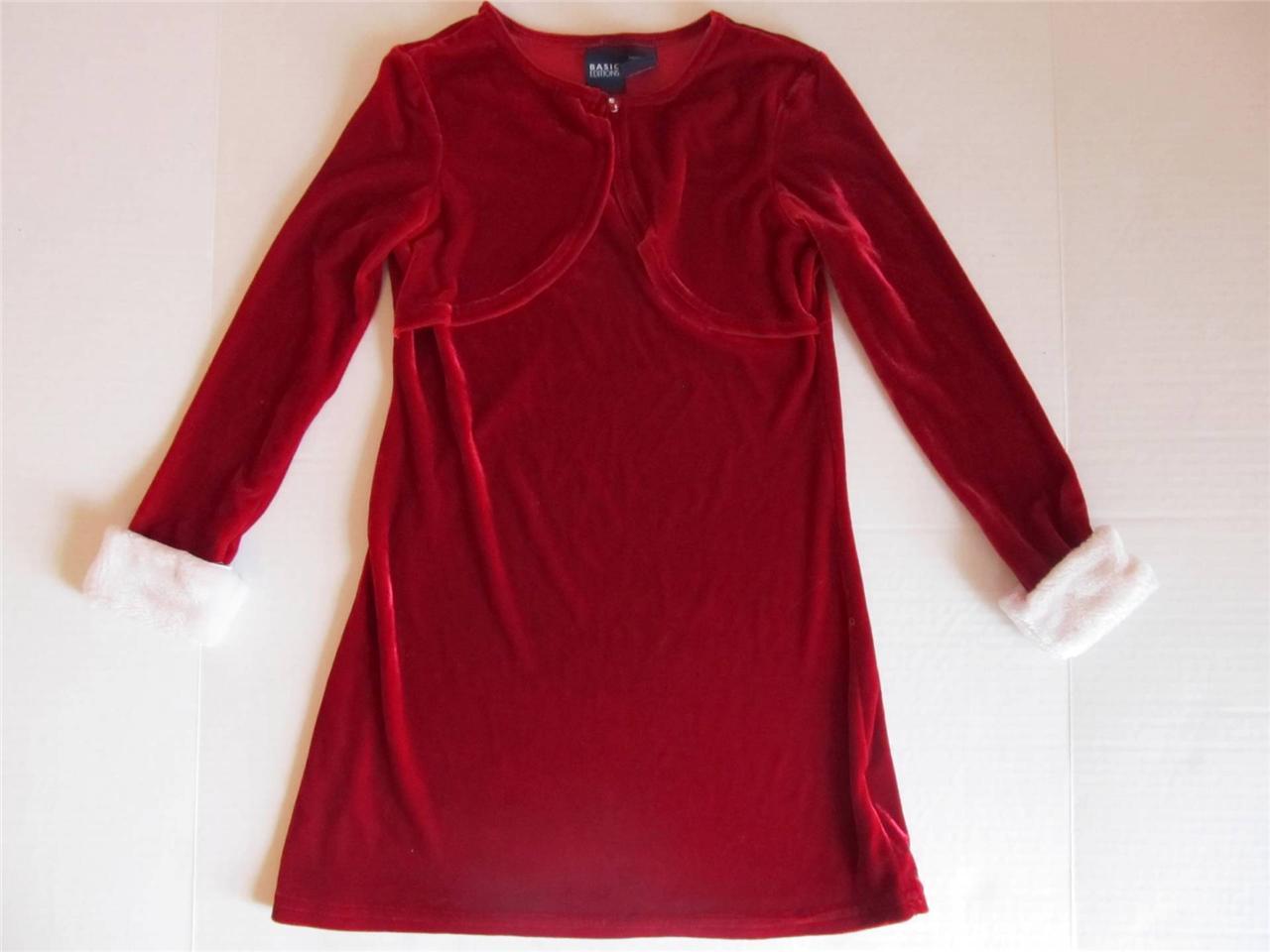Christmas Dress Size 8